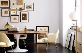 saarinen executive armchair with metal legs  design within reach