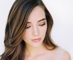 10 Idées De Coiffures De Mariée Aux Cheveux Lâchés