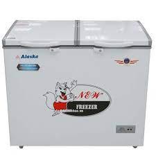 Tủ đông 2 chế độ Alaska BCD-5568CI 250 Lít 2 ngăn đông mát mới nhất