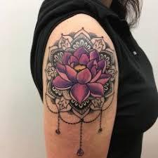 Mandala Rameno Tetování Tattoo
