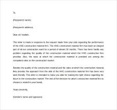 Letter Of Recommendation For A Business Template Free 14 Free Business Reference Letters In Doc Pdf