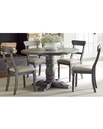 grey round dining table modern on room and great deals muses dove by