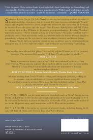 Coach Wooden's Leadership Game Plan For Success A Game Plan for Life The Power of Mentoring John Wooden Don 9