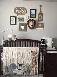 baby boys nursery theme grey black