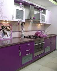 kitchen design purple and white. white and purple kitchen accessories cabinets designs design