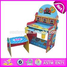 desk pink kids wooden school desk and chairwooden toy children school desk and chair toddlers