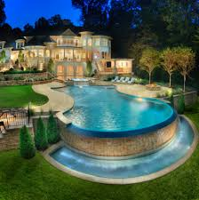 Rich Houses Interior Luxury Rich House Home Designs Homes - Bill gates house pics interior