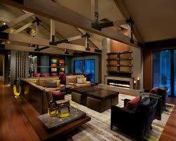 Modern Mountain Home Interior Modern Mountain Homes To Take You - Mountain home interiors