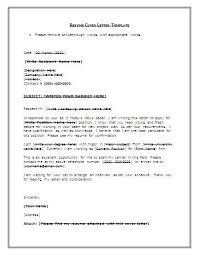 Ideas Collection Sample Of Resume Letter For Job With Format Sample