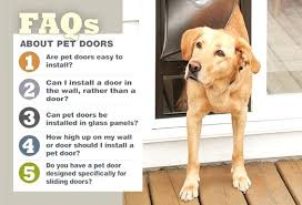 pet door how much are doggie doors extra large for walls