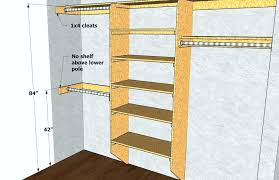 hanging closet rod on drywall how to install closet rod wooden easy hang extra how to