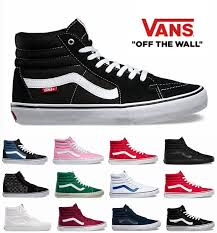 vans high tops black. original vans high tops sk8 hi canvas shoes cheap classic white black red for women and mens skateboarding sneakers casual z