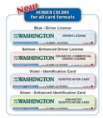 New Washington Driver License And Id Cards Licensing Express