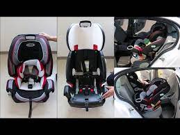 graco 4ever review harness adjustment