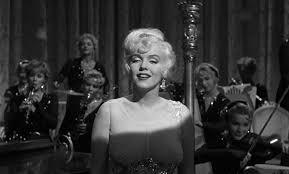 Marilyn Monroe, Marian Collier, Barbara Drew, Joan Fields, Mary Foley,  Penny McGuiggan, Laurie Mitchell, Joan Shawlee