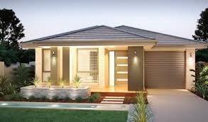 one story exterior house design. Small 1 Story Houses | Example Of A Two \u201cSmall Lot House Design\u201d One Exterior Design E