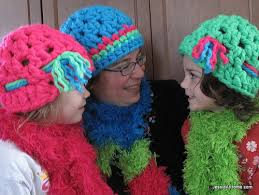 Free Crochet Patterns For Super Bulky Yarn Magnificent Liz A free super bulky crochet hat pattern Jessie At Home