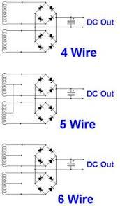 stepper motor generator wiring diy wind turbines stepper motor generator wiring