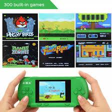 Máy chơi game hkb-505 (268 trò chơi) - Máy chơi game cầm tay màn hình màu 2  inch sử dụng pin AAA - Đồ chơi trẻ em - Đồ chơi cho bé trai - Đồ chơi trẻ  em gái cute - Máy game cầm tay - Thế giới đồ chơi