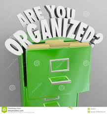 Green File Cabinet Are You Organized Filing Cabinet Words Records File System Royalty