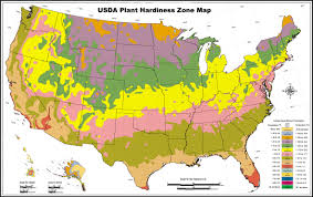 Us Growing Zone Chart Usda Zone Map For Los Angeles Gardeners Lawnstarter