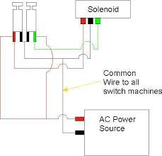 train switch wiring wiring diagram atlas switch machine wiring question model railroader magazinetrain switch wiring 10