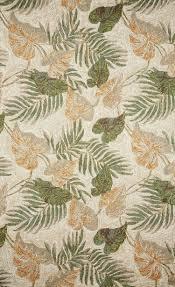 trans ocean by liora manne ravella tropical leaf rug