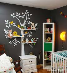 wall tree decorating ideas woohome 1