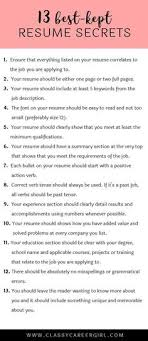Great List Of Adjective To Help You Ace Your Resume And Next ...