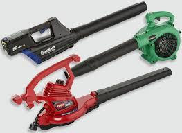 hitachi gas leaf blower. three leaf blowers from consumer reports tests. hitachi gas blower r