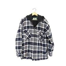 Best Flannel Shirt Jacket Products on Wanelo & Vintage Flannel Jacket. Lined Plaid Shirt jacket with hood. Cotton Insulated  Shirt. Fall Adamdwight.com