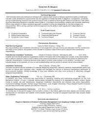 Resume Sample Word Electrician Resume Objective Unique Maintenance Resume Sample 89
