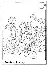 Small Picture Daisy Flower Sun Flower Coloring Page Flower Coloring Pages