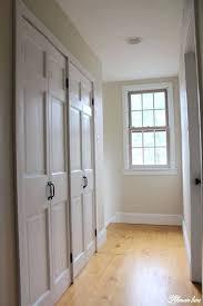 diy closet door