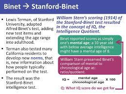 Stanford Binet Score Chart Www Bedowntowndaytona Com