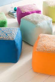 designer poufs footstools  poufs crowdyhouse designer
