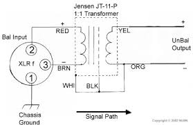 nu9n transmitter essb ssb hi fi mid fi lo fi audio processing jensen jt 11p 1 balanced to unbalanced line level connections