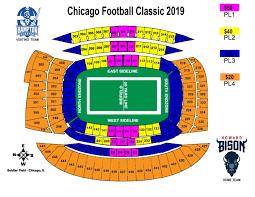 Foreman Field Seating Chart 2019 Football Tickets Go On Sale July 1 Hampton University