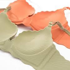 2018 <b>Roseheart Women Fashion Pink</b> Orange Sexy Lingerie Bras ...