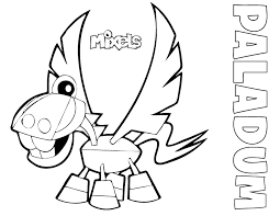 Small Picture mixels coloring pages 28 images mixel coloring page my corner