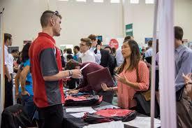 career fairs search jobs internships career center santa what to expect at the fair