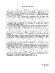 arranged marriage essay child life therapist cover letter safety love marriage vs arranged marriage essay 1503571158 love marriage vs arranged marriage essayhtml