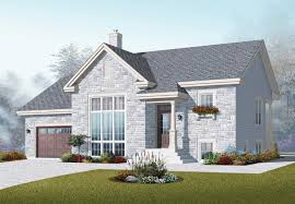 Split Level House Plans The Revival Of A Mid Th Century Classic Entry Out  Garage ...