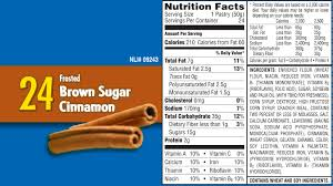 kellogg s pop tarts frosted brown sugar cinnamon frosted strawberry variety pack 86 oz 48 ct walmart