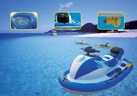 inflatable motorized per boats inflatable boat pool sea scooter motorized toy jet ski