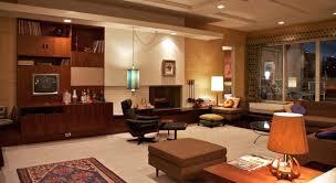 mad men style furniture. u003cbu003edraper apartmentu003cbu003e 1966 inspired by frank lloyd mad men style furniture