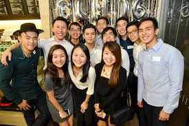 nus biz alumni blog featured alumni exciting news 2 student and director of bizconnect which is a subcommittee in the bizad club shared about the success of bizconnect student alumni networking