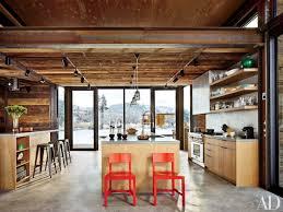 Industrial Kitchen Flooring Kitchen Style Modern Industrial Kitchen Design Distressed