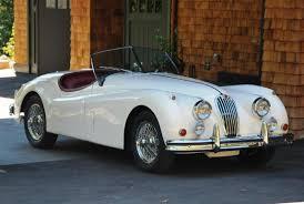 1956 Jaguar XK140 SE MC OTS Roadster For Sale Â« The Motoring ...