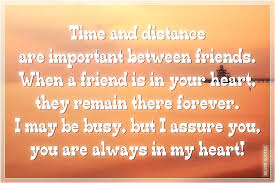 Quote About Distance And Friendship Classy Excellent Quotes About Friendship Distance 48 Quotes Long Distance
